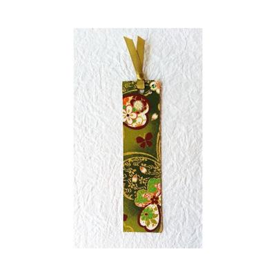 友禅和紙しおり 濃緑蝶々::3198【バッグ・小物・ブランド雑貨】記念日向けギフトの通販サイト「バースデープレス」
