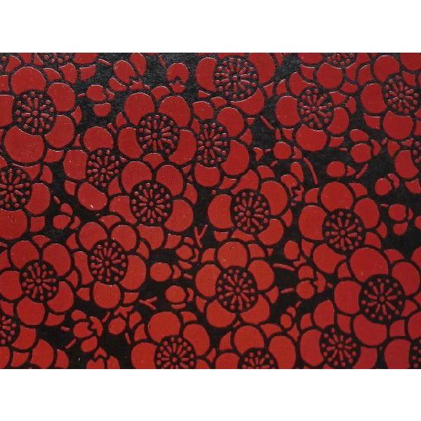 鎌倉彫風和紙 梅::3198【バッグ・小物・ブランド雑貨】記念日向けギフトの通販サイト「バースデープレス」