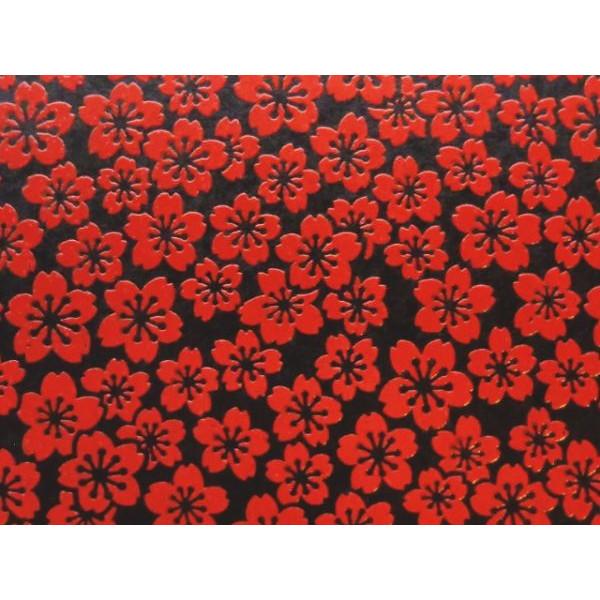 鎌倉彫風和紙 小桜::3198【バッグ・小物・ブランド雑貨】記念日向けギフトの通販サイト「バースデープレス」