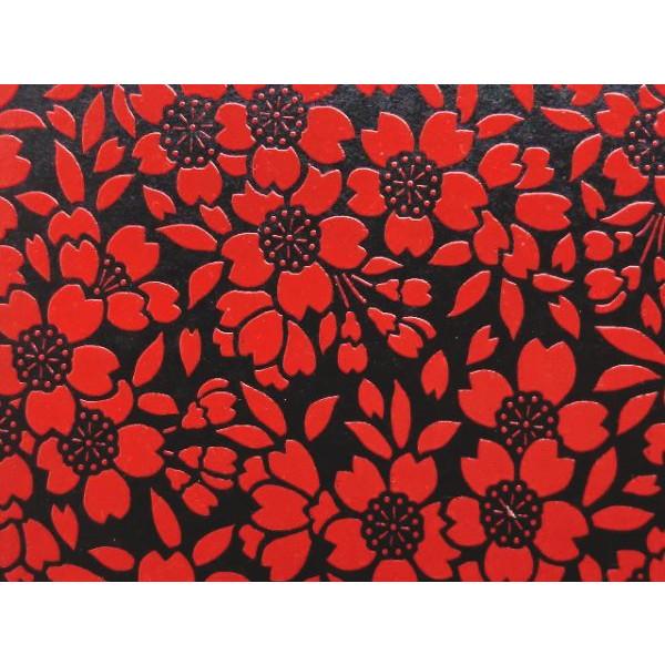 鎌倉彫風和紙 桜::3198【バッグ・小物・ブランド雑貨】記念日向けギフトの通販サイト「バースデープレス」