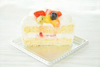 フルーツデコレーションケーキ3号【スイーツ 誕生日 バースデー】の画像4枚目