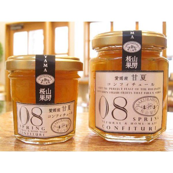 『愛媛産 甘夏』 無添加・低糖度のコンフィチュール(ジャム)M::3286【食品】記念日向けギフトの通販サイト「バースデープレス」