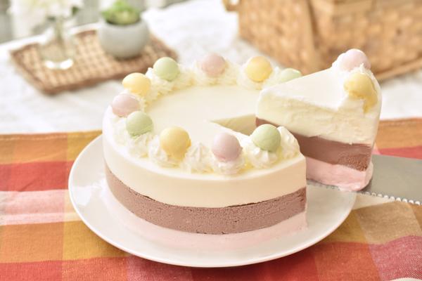 ジェラート お誕生日ケーキ スタンダード15cmの画像2枚目