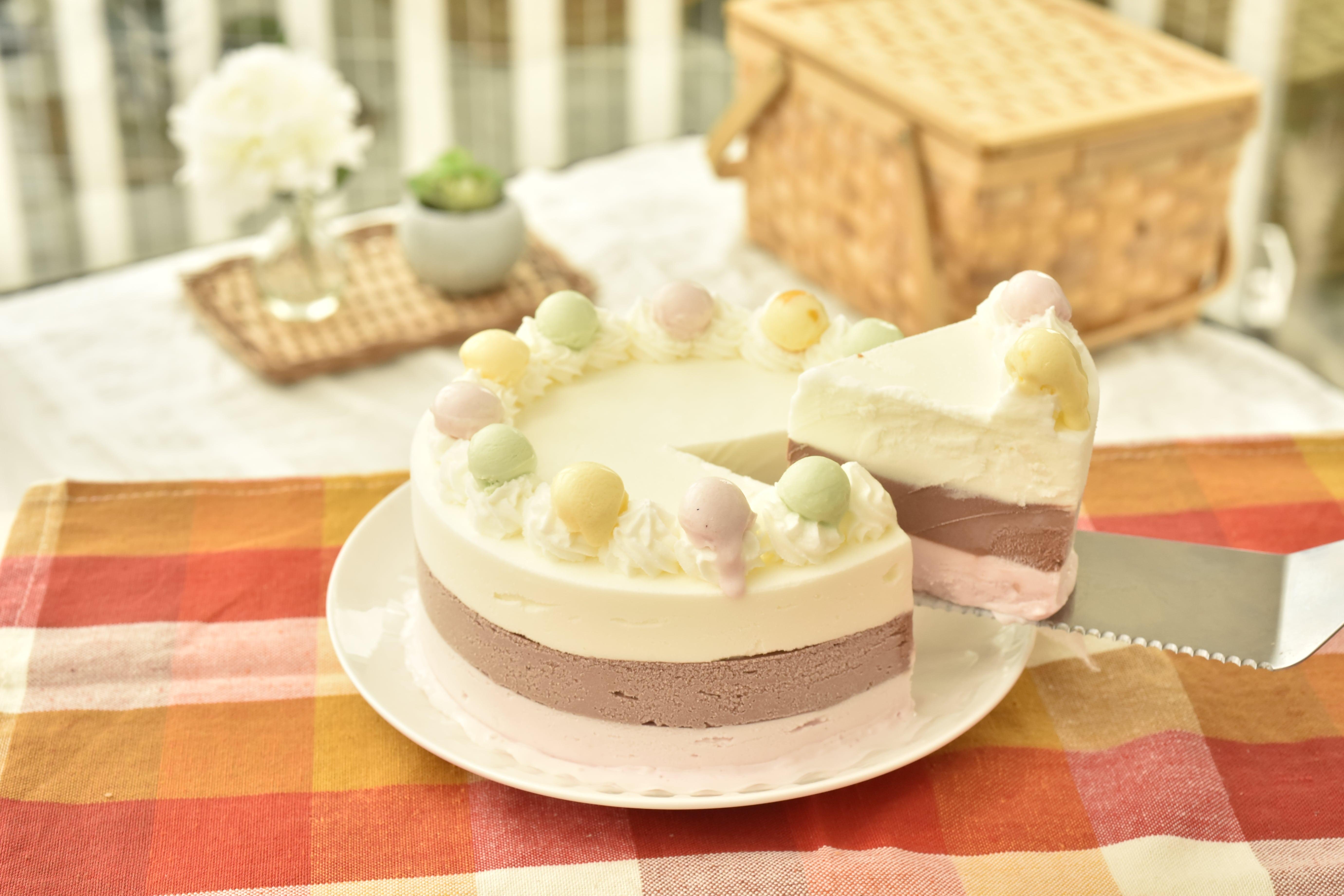 ジェラート お誕生日ケーキ スタンダード18cmの画像3枚目