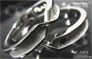 ララクリスティー LARA Christie ホープ ペアリング 【送料無料】【即納】【プレゼントに最適♪ペアジュエリー】【10P12Jul14】::3324【バッグ・小物・ブランド雑貨】記念日向けギフトの通販サイト「バースデープレス」