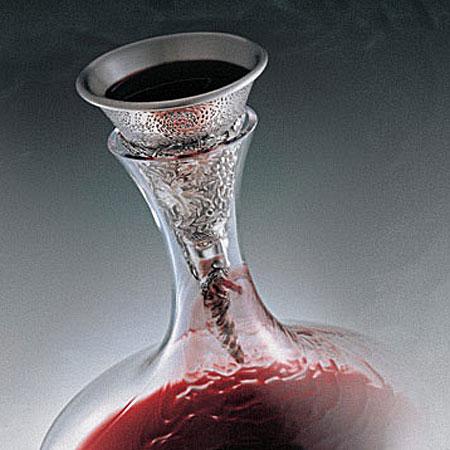バッカスワイン ファナルロイヤルセランゴール ピューター錫(すず) ワインロートワイングッズ::3334【バッグ・小物・ブランド雑貨】記念日向けギフトの通販サイト「バースデープレス」