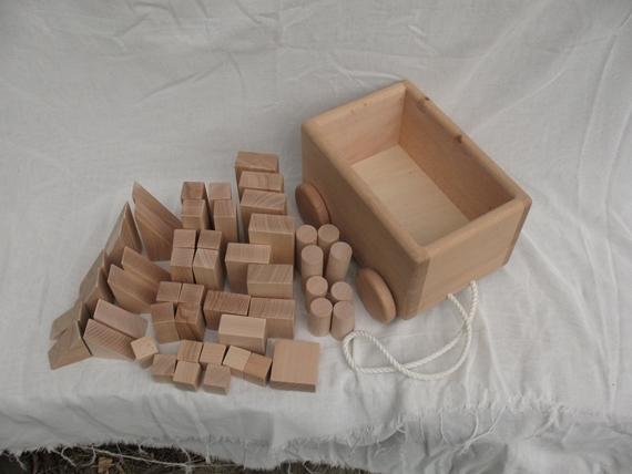 積み木(50ピース)::3398【食品】記念日向けギフトの通販サイト「バースデープレス」