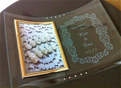フォトフレーム(Wedding、新築お祝い用)::3399【バッグ・小物・ブランド雑貨】記念日向けギフトの通販サイト「バースデープレス」