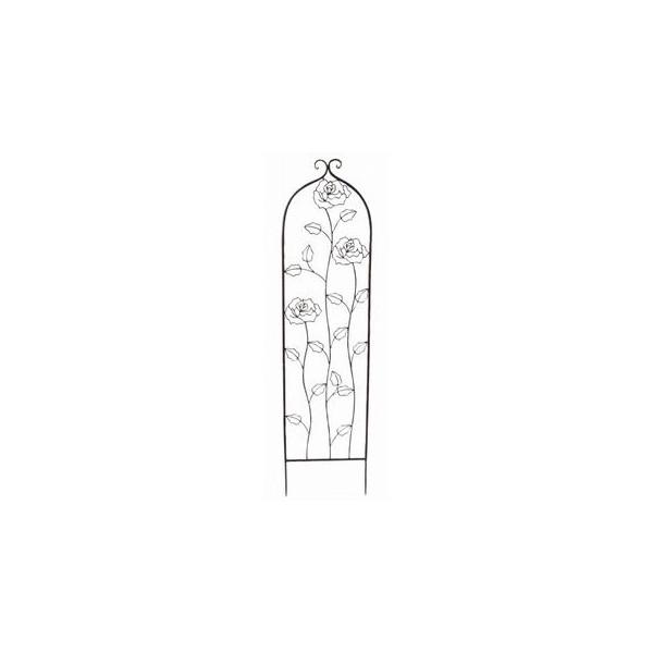 送料無料!アイアントレリス ガーデニング おしゃれフェンス フレームローズ::3421【バッグ・小物・ブランド雑貨】記念日向けギフトの通販サイト「バースデープレス」