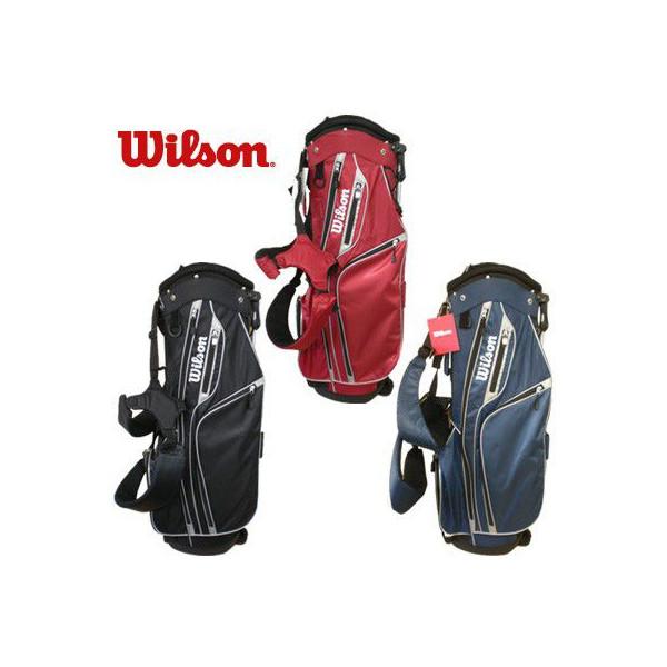 ウィルソン スタンド式キャディバッグ/Wilson::3447【バッグ・小物・ブランド雑貨】記念日向けギフトの通販サイト「バースデープレス」