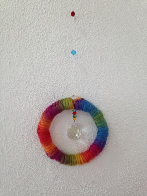 虹色サンキャッチャー::3498【バッグ・小物・ブランド雑貨】記念日向けギフトの通販サイト「バースデープレス」