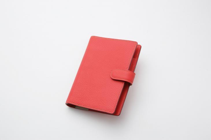 シュリンク革 6穴手帳