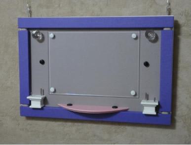 紫グレーATP2::3530【バッグ・小物・ブランド雑貨】記念日向けギフトの通販サイト「バースデープレス」