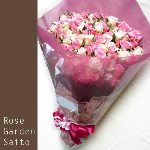 プロポーズのバラ 108本