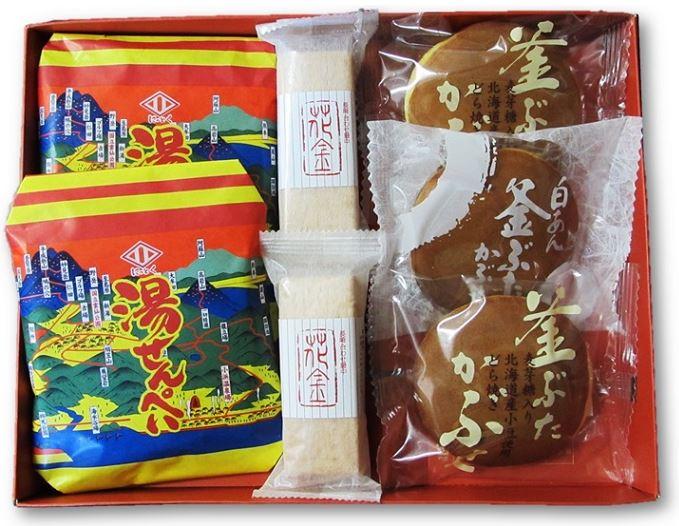 和(なごみ)セット::3646【スイーツ > 和菓子】記念日向けギフトの通販サイト「バースデープレス」