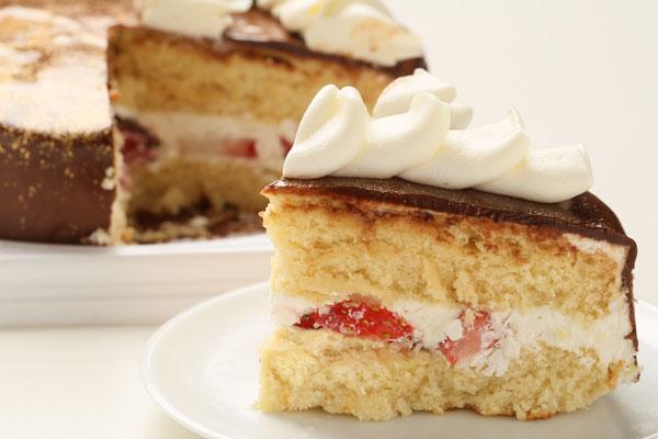 ガナッシュゴールド6号(卵・乳製品抜き)【アレルギー対応 誕生日 アレルギー  デコ バースデー ケーキ バースデーケーキ】の画像5枚目
