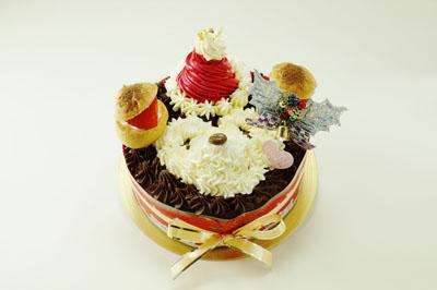 子供に喜ばれる人気のクリスマスケーキが知りたい♪