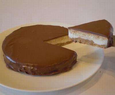 とろける!生チョコレアチーズケーキ4号(12cm)【バースデーケーキ 誕生日ケーキ デコ バースデー】