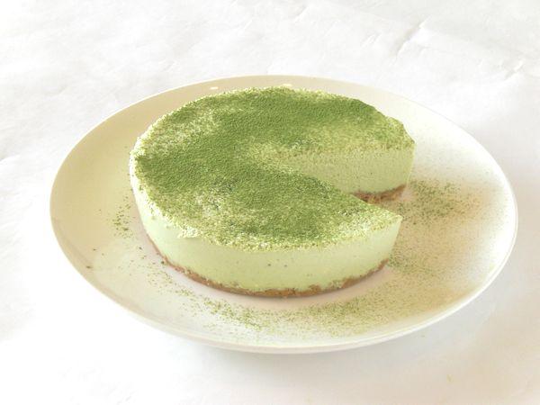 とろ生!抹茶のムースケーキ6号(18cm)の画像2枚目