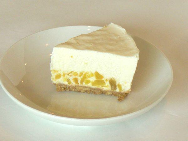 とろ生マンゴームースケーキ5号(15cm)【バースデーケーキ 誕生日ケーキ デコ バースデー】の画像2枚目