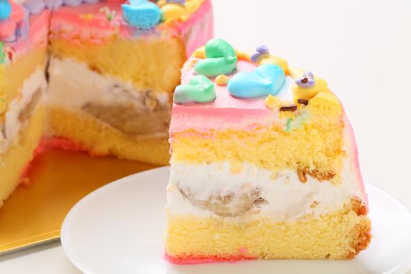 立体ナンバーケーキ 5号 15cmの画像5枚目
