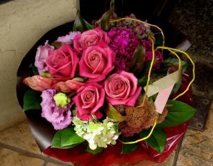 【もらってうれしい!No,1】シック系 bouquet