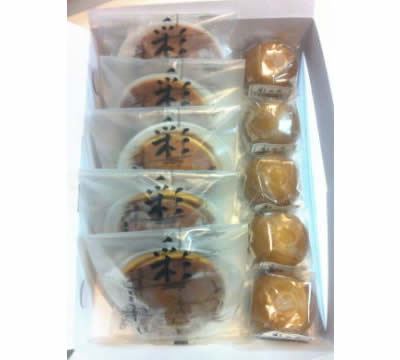 低カロリー和菓子 おやつセット10個入(どら焼きと利休饅頭)