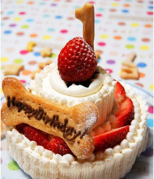 スペシャルな2段ショートケーキ