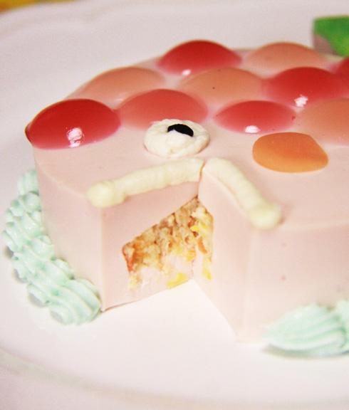 おめでたい☆ハッピーめで鯛【お肉のケーキ】 の画像3枚目