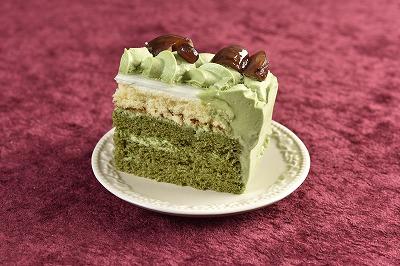 [写真ケーキ]抹茶Mサイズの画像6枚目