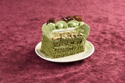 [写真ケーキ]抹茶Mサイズの画像7枚目