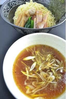 一本気鶏魚介つけめん(醤油) 3食セット【お取り寄せ グルメ つけ麺 ラーメン】