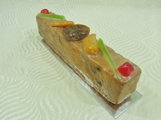 【ポイント10倍】ケイク・オ・フリュイ【誕生日 バースデー ケーキ バースデーケーキ】の画像1枚目