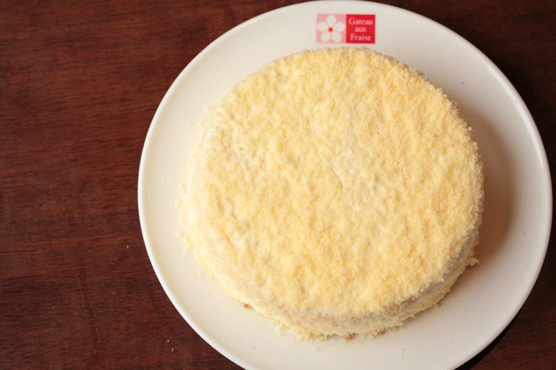 つや姫ドゥーブルチーズケーキ(5号)