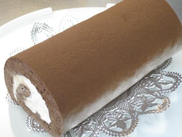 低糖質ガナシュチョコロールロング