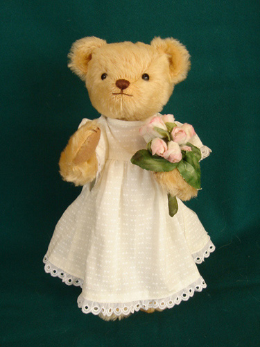 Rose(#635)【プレゼント 贈り物 誕生日 記念日 ぬいぐるみ ハンドメイド】の画像1枚目
