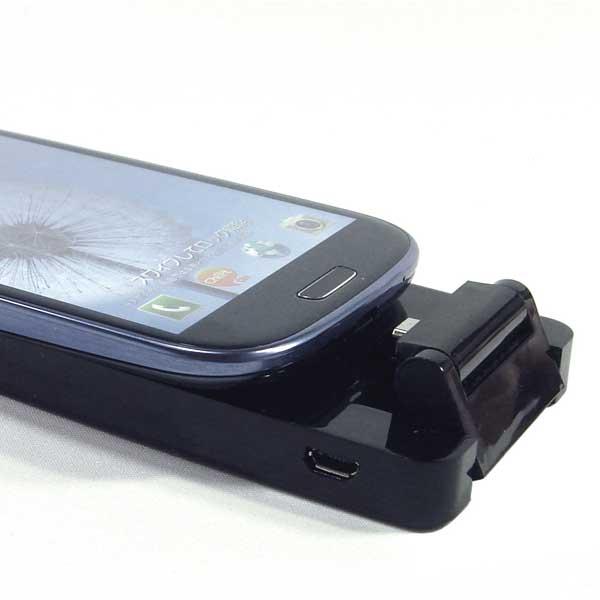 Galaxy Sシリーズに最適化したモバイルバッテリーYe!! Energy Stage Micro【誕生日 贈り物 プレゼント 充電器】の画像3枚目