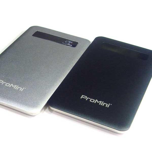 クラス最薄モバイルバッテリーProMini4000+【誕生日 贈り物 プレゼント 充電器】の画像2枚目