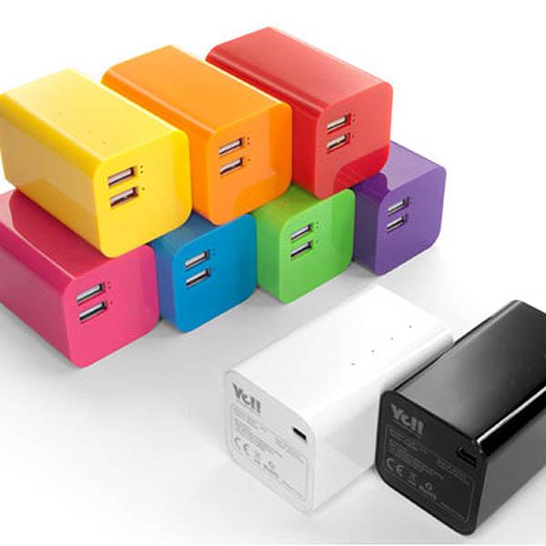 大容量モバイルバッテリーYe!! Energy Bar 6600【誕生日 贈り物 プレゼント 充電器】