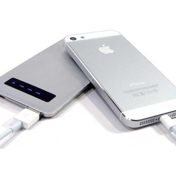 クラス最薄モバイルバッテリーProMini4000+【誕生日 贈り物 プレゼント 充電器】
