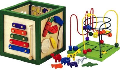 森のあそび箱Ⅱ【誕生日 バースデー ギフト 贈り物 プレゼント お祝い 子供 キッズ おもちゃ 木製】の画像1枚目