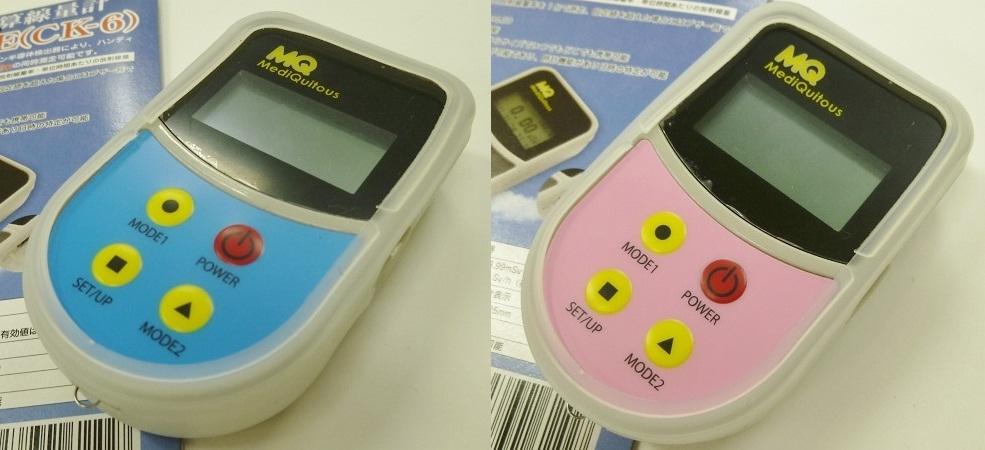 国産★携帯型★積算放射線量計CK-6ss  BELL-ME(CK6)解析ソフト付属【計量器 測定器 放射能 放射線 携帯 家庭用】