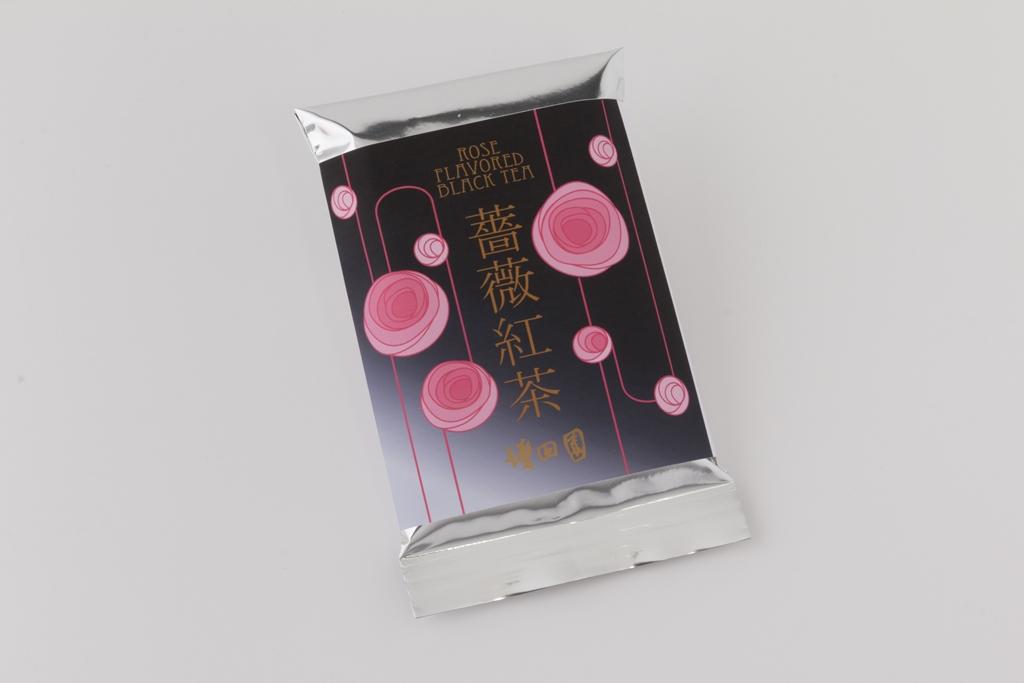 【和紅茶】 薔薇紅茶【誕生日 バースデー ギフト 贈り物 プレゼント お祝い 飲み物 飲料 お茶】の画像1枚目