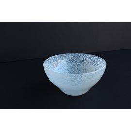 麺鉢2(フリット 白)【誕生日 バースデー ギフト 贈り物 プレゼント お祝い ガラス 食器】
