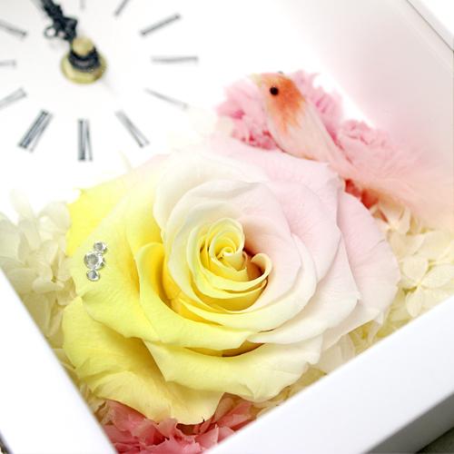 ハピネストマザー【花 フラワーギフト プレゼント お祝い 誕生日 贈り物 ギフト】の画像4枚目