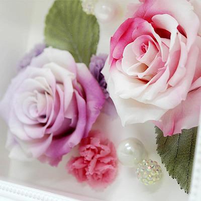 【母の日】ピュアスマイル【花 フラワーギフト プレゼント お祝い 誕生日 贈り物 母の日 ギフト 引っ越し祝い 新 築祝い インテリア雑貨 時計 お引越 ご移転】の画像3枚目