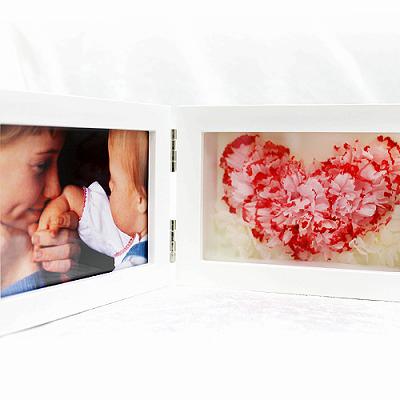 ハートフルライフ【花 フラワーギフト プレゼント お祝い 誕生日 贈り物 ギフト】の画像1枚目