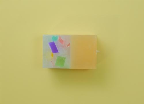 Midnight half-line【誕生日 バースデー ギフト 贈り物 プレゼント お祝い キャンドル ろうそく ハンドメイド デザイナー】の画像1枚目