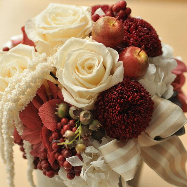 デザイナーズプリザーブド ナチュラル【花・ガーデン・DIY > フラワー】記念日向けギフトの通販サイト「バースデープレス」