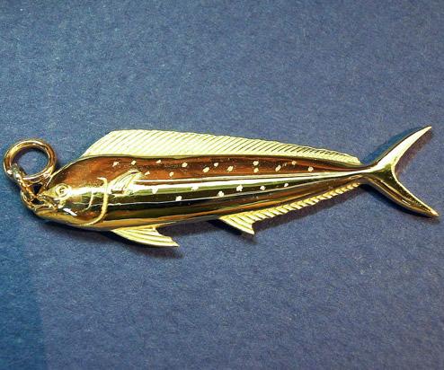 シーラ(18金・K18)【誕生日 バースデー ギフト 贈り物 プレゼント 記念品 アクセサリー  ストラップ 魚】の画像1枚目